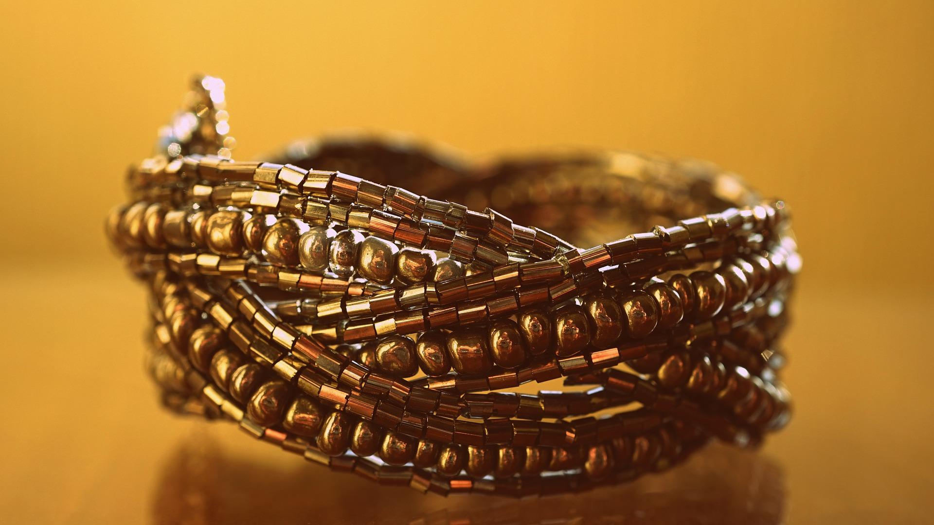 Le Chant de l'Univers- Bracelet indien